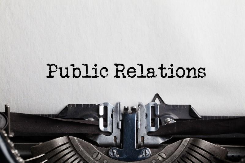 Vintage Typewriter public relations
